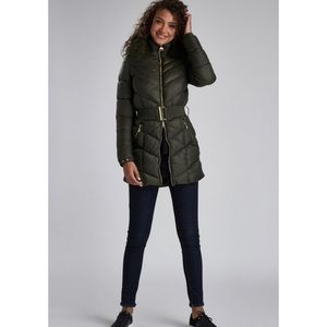 BARBOUR INTERNATIONAL HIGHPOINT QUILTED JACKET